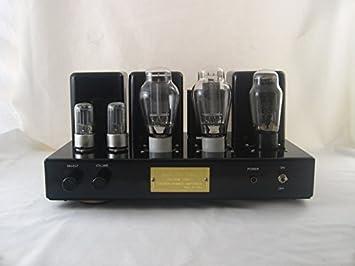 Bowei 2A3 Hi-End Class A Tube Integrated Amplifier (Black): Amazon
