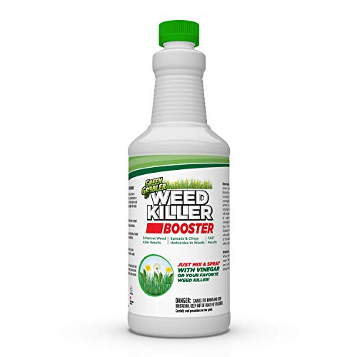 GreenGobbler Weed Killer Booster | Wetting Agent/Surfactant for Weed Killers (32 oz)