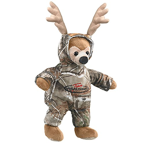 CamoWild Realtree AP HD Camo'd Up TM Deer with Team Realtree Logo (19-Inch)