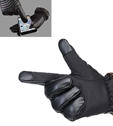 stile Women Motorcycle touch antivento Amdxd screen 1 Guanti impermeabili Sports Outdoor 06UqwCR