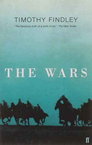 book cover of The Wars