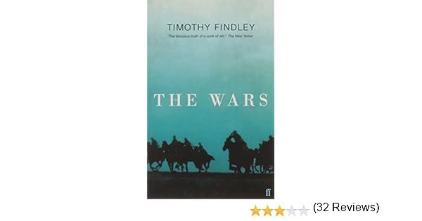 Wars Amazon Timothy Findley Books