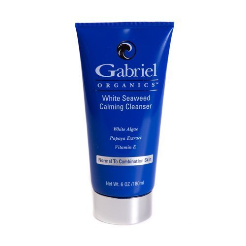 Cleanser Elements Normal Skin (Gabriel Organics, White Seaweed Calming Cleanser, 6oz.)