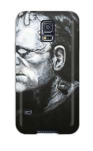 Hot Fashion BkIqpOa5324xXitC Design Case Cover For Galaxy S5 Protective Case (airbrush Art )