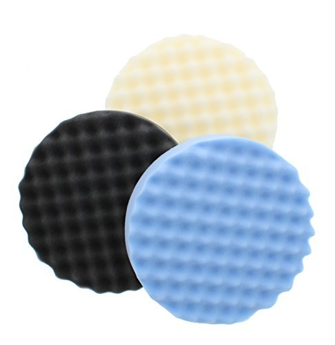 3M Perfect it Foam Buffing Compounding Pads 5723 5725 5733