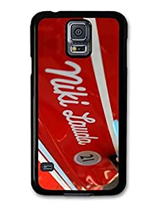Niki Lauda Car Name F1 Formula One Driver Rush case for Samsung Galaxy S5 by ruishername