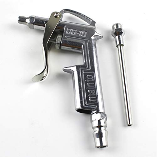 blow gun.Dust Blow Gun.Air Tool Fittings.Used for cleaning and dusting (blow gun-silver)