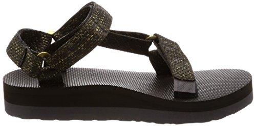 Teva Midform Universal W Sandal Olive Black 7dhH7AeD