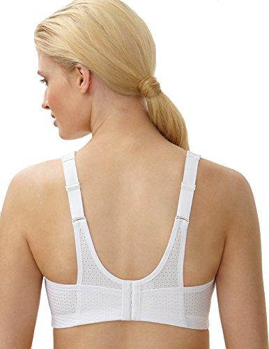 Glamorise Women's Double-Layer Custom-Control Sport Bra