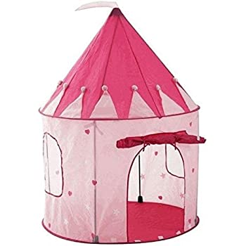 Play Tent Princess Castle by Pockos - Features Glow in the Dark Stars  sc 1 st  Amazon.com : castle tent - memphite.com