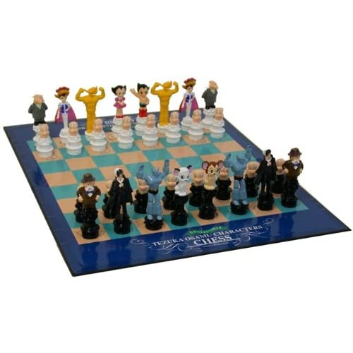 Delightful Disney Chess Set Collectors Edition Businessman ...