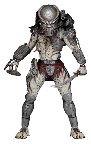 NECA Scale Series 16 Ghost Predator Action Figure, 7
