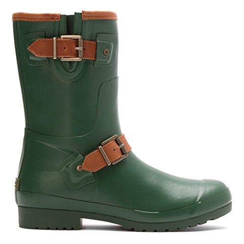 Sperry Top-Sider Womens Walker Fog Rain Boot Green fnQmt0rsG3