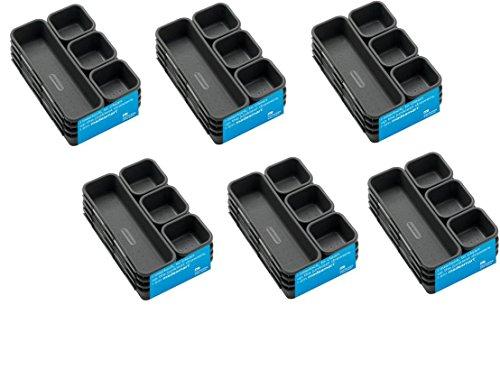 Made Smart Interlocking Storage Bins