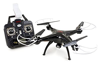 Syma X5sw X5sw-1 Explorers-ii Fpv 2.4g Rc Drone Quadcopter Heaxcopter 0.3mp Wifi Camera