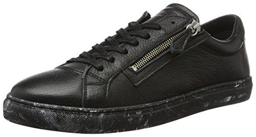 Tommy Hilfiger L2385oop 1a, Zapatillas para Hombre Negro (Black 990)