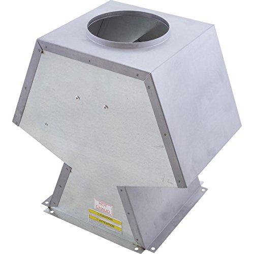 Raypak 3723 Raypak Draft Hood Kit ()