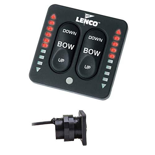 Lenco Marine Inc 30343-001 Key Pad for Indicator Trim Tab ()
