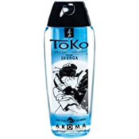 Shunga Toko Lubricante, Aroma de Frutos Exóticos, Transparente