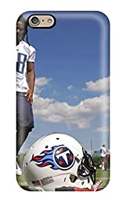 For ChristopherMashanHenderson Iphone Protective Case, High Quality For Iphone 6 Tennessee Titans Skin Case Cover