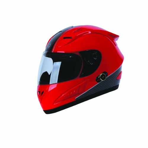 Red Helmet Speakers - 5