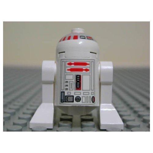 Mini figura de LEGO Star Wars: R5-D4 Astromech Droid (Rouge)