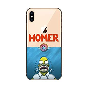 Funda Donuts Homer para iPhone