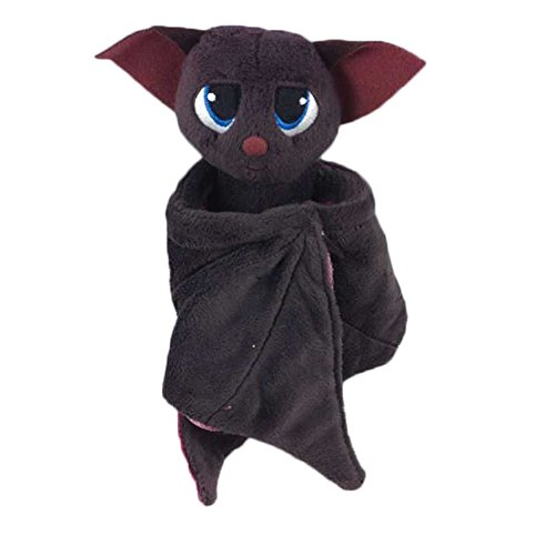 Hotel Transylvania 2 Movie Dracula Girl Mavis Bat Bendable Wings Bat Plush Toy Soft Stuffed Dolls -