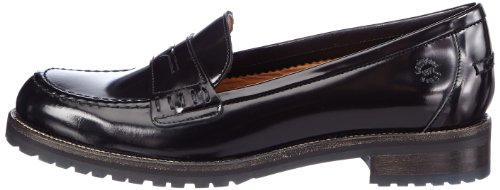 Lottusse S7624, Mocasines para Mujer, Schwarz (Negro), 41 EU: Amazon.es: Zapatos y complementos