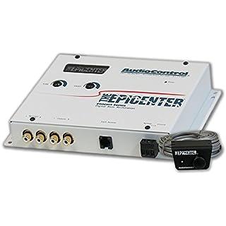 Discount Audiocontrol Epicenter Epicenter Car Audio Digital Bass Equalizer White