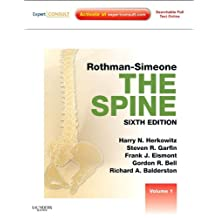 Rothman-Simeone The Spine: Expert Consult (Rothman Simeone the Spine) (English Edition)