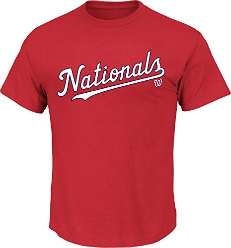Washington Nationals T-shirt (Youth X-Large)
