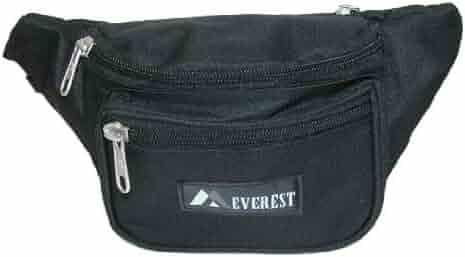 Everest Signature Waist Pack - Standard (Pink)