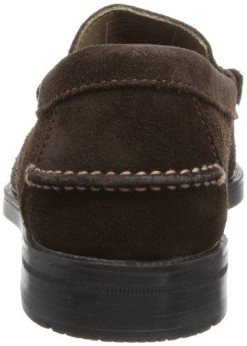 Sebago Grant - Mocasines de cuero hombre marrón - Brown - Braun (CHOCOLATE BROWN)