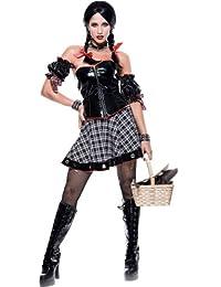 Wicked oz Mistress Dorothy Costume