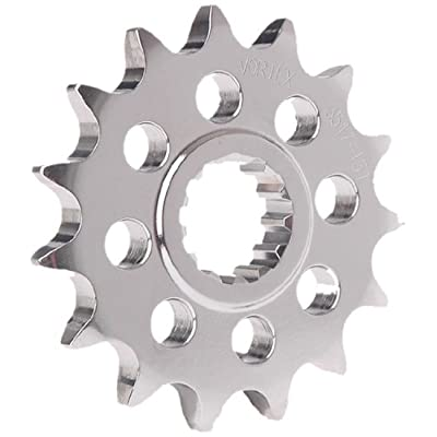 Vortex 2917-16 Silver 16-Tooth 525-Pitch Front Sprocket: Automotive