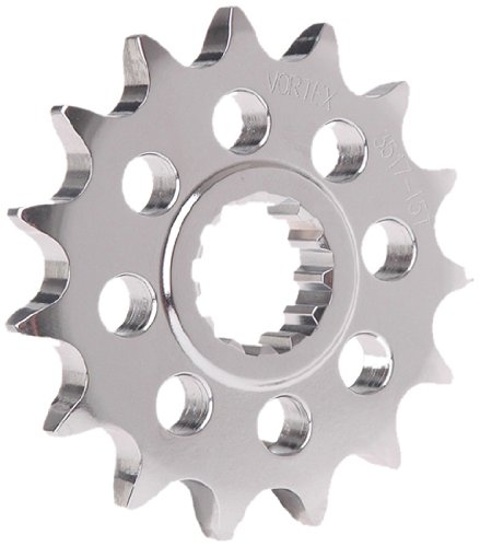 (Vortex 3270-16 Silver 16-Tooth 520-Pitch Front Sprocket)