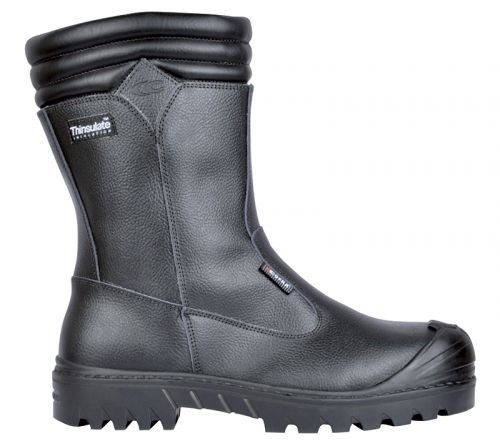 "Cofra 28190–001.w42Talla 42S3HRO CI SRC–zapatos de seguridad de ""Mali, color negro"