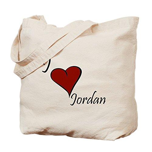 Cloth Bag Shopping Bag Natural CafePress Tote Jordan Canvas qvwfW0FX
