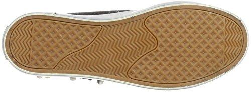 Damen Nero Schwarz Fead014 Sneaker Fiorucci pvgZw