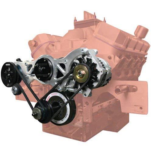 Moroso 63877 Alternator/Vacuum Pump Mounting Bracket - Alternator Moroso Brackets
