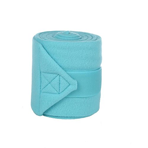 Mustang Polo Wraps Turquoise