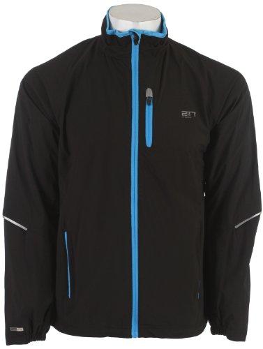 2117 Of Sweden Asarna Cross Country Ski Jacket Black Mens Sz M