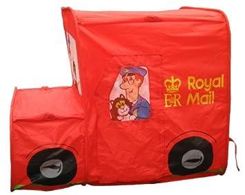Kids play tent - Postman Pat Royal Mail Van Play Tent  sc 1 st  Amazon UK & Kids play tent - Postman Pat Royal Mail Van Play Tent: Amazon.co ...