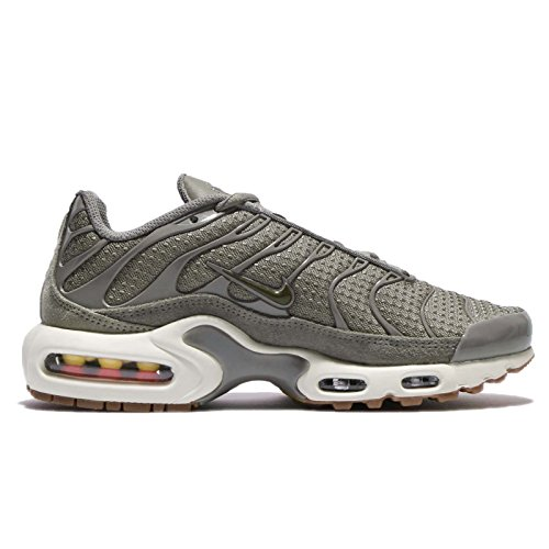Nike Womens Wmns Air Max Plus, Dark Stucco / Vintage Green-sail Dark Stucco / Vintage Green-sail