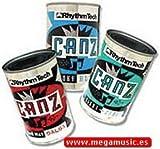 SHAKER CANZ - Rhythm Tech (RT/CN/B) Canz Smoky Blue (Shaker tipo Lata Azul)