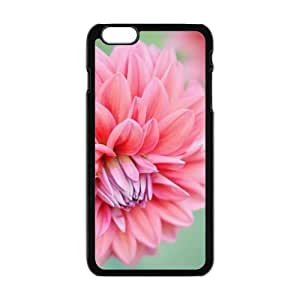 glam red flowers personalized high quality cell phone case for Iphone 6 Plus