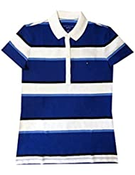 Tommy Hilfiger Womens Pique Wide Stripes