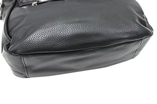 Borsa donna linea texas modello tracolla piccola Lookat s1327 nero