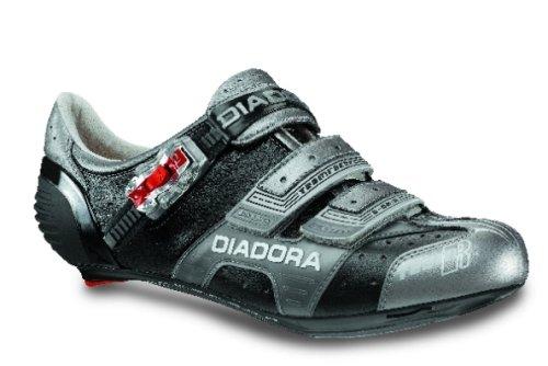 Diadora Teamet Racer Carbon Road Sko Svart